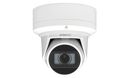 Hanwha Techwin launches 2MP, 4MP Flateye IR cameras