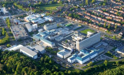 Assa Abloy Aperio for Liverpool University Hospital