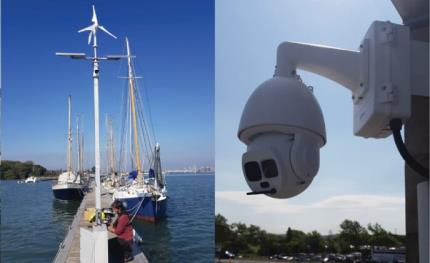 Thefts from boats prompt new surveillance system for Yarmouth Harbour