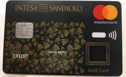 Gemalto supplies Italy's first biometric contactless payment card