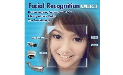 Hunt Electronic facial recognition network cameras