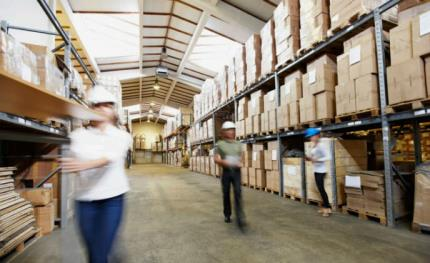 Security meets operations for cost-effective warehouse workflows