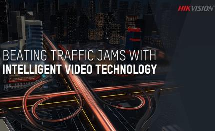 Beating traffic jams with intelligent video technology