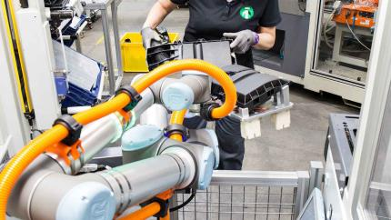 Safety guidelines for collaborative robots