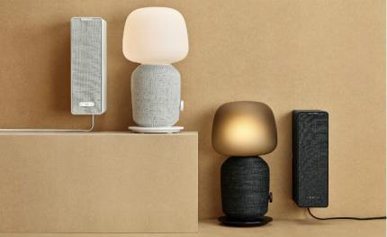 IKEA and Sonos shine a new light on sound