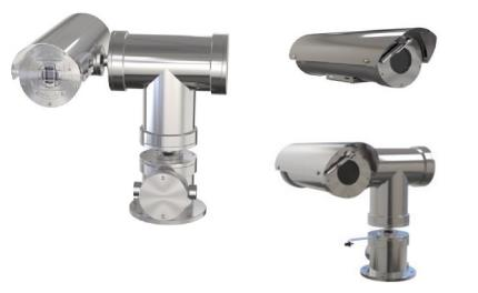 Axis launches explosion-protected cameras for incident management