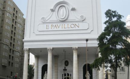Le Pavillon Hotel implements dormakaba mobile access with OpenKey app