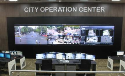 Videonetics helps the 'Orange City' of India become a Smart City as well