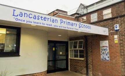 Amthal steps up security at Lancasterian Primary School