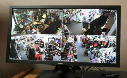 Dahua Technology USA provides solution for US charity thrift store