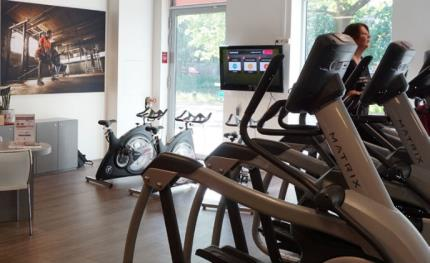 Snap Fitness 24/7 works out with IDIS IP surveillance