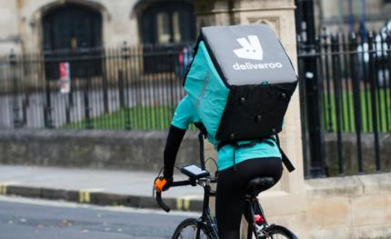 Deliveroo chooses Nedap for security that keeps pace with global growth