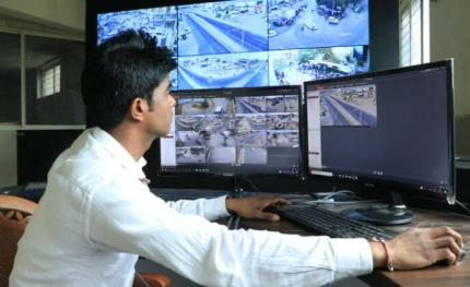 Hikvision secures Deesa City in North Gujarat