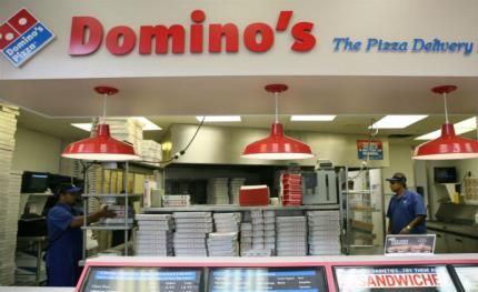 Domino's Pizza improved surveillance with Eagle Eye Networks