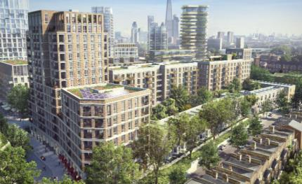 Urmet specified for first phase of Elephant Park