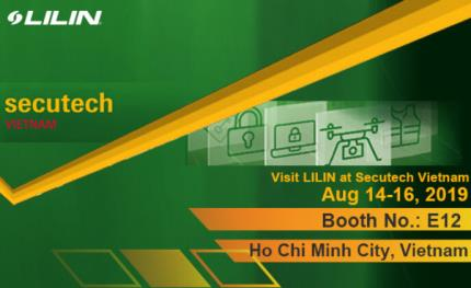 Experience intelligent video-analysis solution at Secutech Vietnam