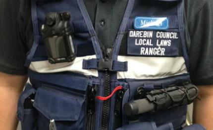 Reveal body worn video enhances safety of Darebin City Council staff