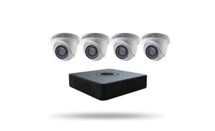 Hikvision introduces kits designed for SMB
