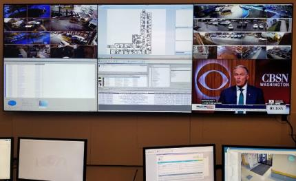CHA security operations center selects Galileo video wall processor