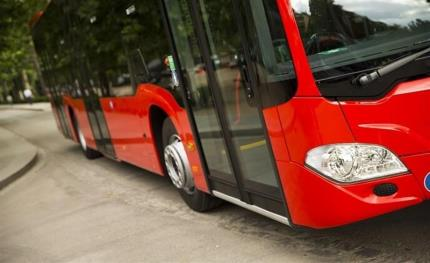 What benefits does video surveillance on buses provide?