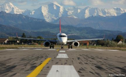 Bosch provides reliable communications for Bern Airport in Switzerland