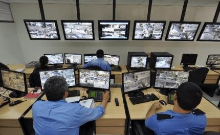 Bosch used for city surveillance in Argentina