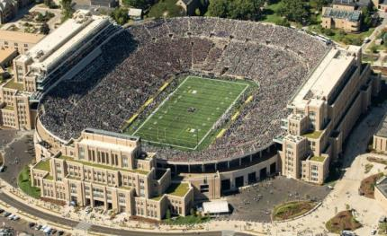 Notre Dame enhanced security with Grosvenor's event labor management software