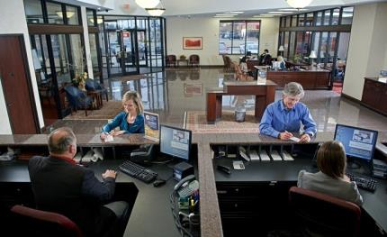Security, customer service key to banks, and how video can help