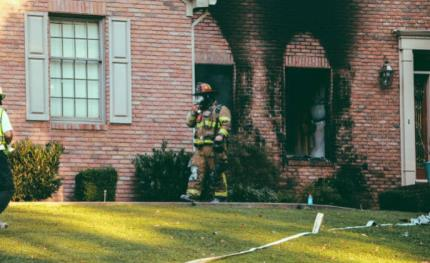 While watching football on TV, Tennessee man survives fire and thanks ADT