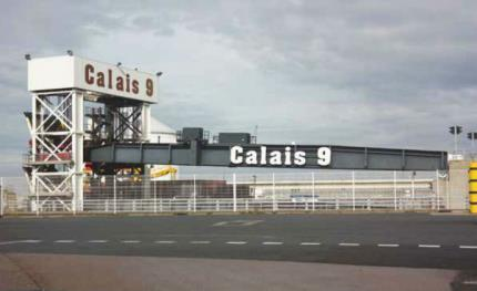 Boulogne Calais Port migrates its security system to IP with Axis
