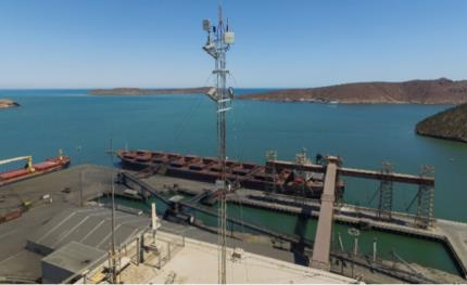 InfiNet Wireless delivers reliable CCTV connectivity in Guaymas port