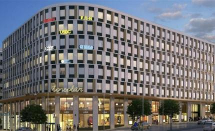 Stockholm building gains highest BREEAM rating