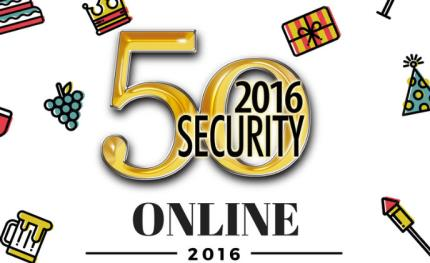 [Video] a&s International #215: 2016 Security 50