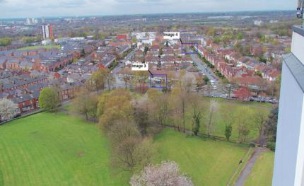 Salford City Council reaps immediate benefits from Hikvision 4K PTZ camera