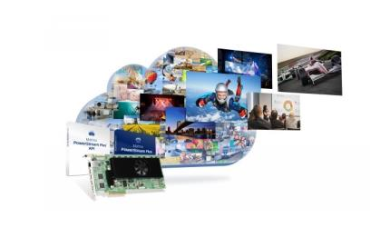 Matrox Maevex launches 6100 quad encoder card