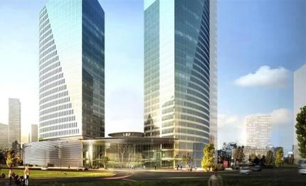 New Beijing landmark secured by ASSA ABLOY