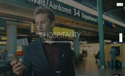 Salto to unveil website aimed at access control for hospitality