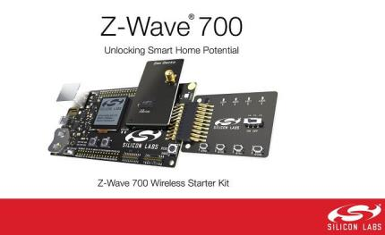 Silicon Labs introduces new solution to integrate Z-Wave 700 into sensors