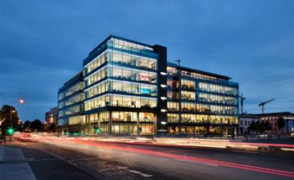 One Albert Quay secured by CEM Systems' AC2000 access control solution