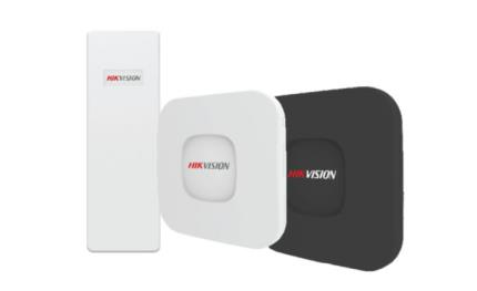 Hikvision's new wireless bridges help get cameras in hard to reach places