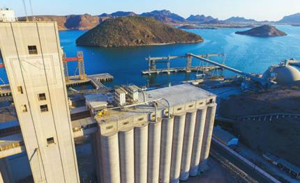 Avigilon solutions selected as new security standard for port of Guaymas