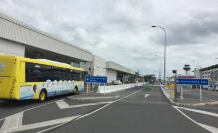 Nedap ensures fast ground transport access at Auckland Airport