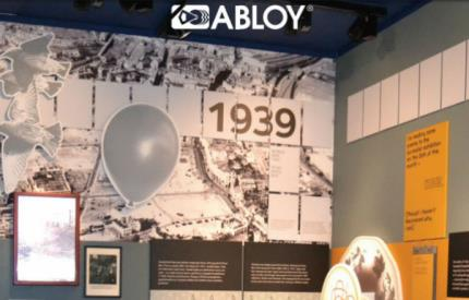 Abloy UK exhibits high security at Dylan Thomas Center