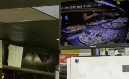 Hikvision and Holmes Security improve restaurant efficiency