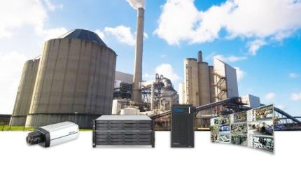 Surveon elevates the productivity of factories with industrial security solutions