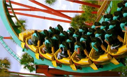 HID printing ID cards at the speed of a thrill ride at Lagoon Amusement Park