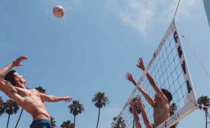 Netavis ensures smooth operations for Beach Volleyball World Championship