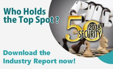 2018 a&s Security 50: Who holds the top spot?
