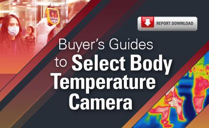 Buyer's Guide to Select Body Temperature Cameras