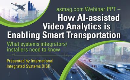 How Advanced Video Analytics are Used for Highways, Intersections, and Roads
